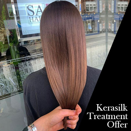 Kerasilk Treatment Offer