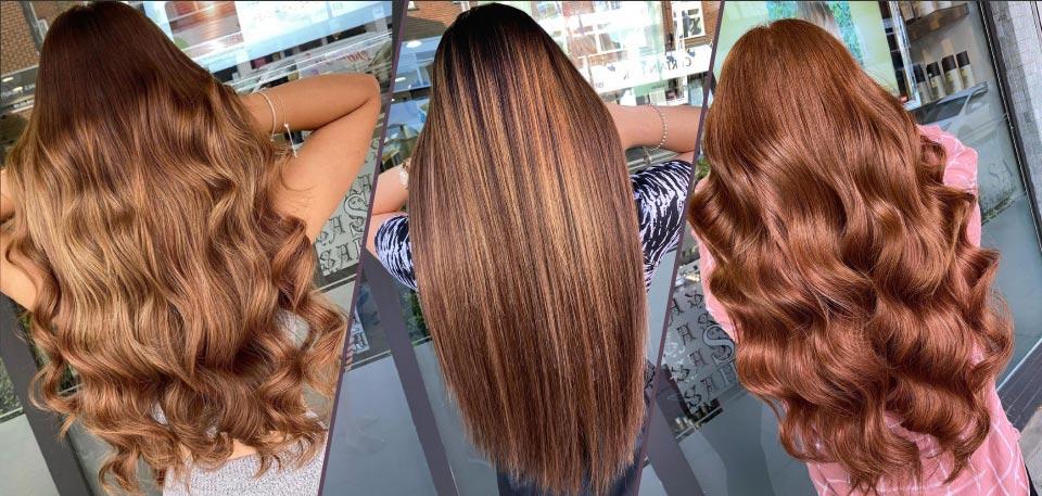 Hair Extensions at Stephen Alexander Hairdressing Salon Chelmsford, Essex