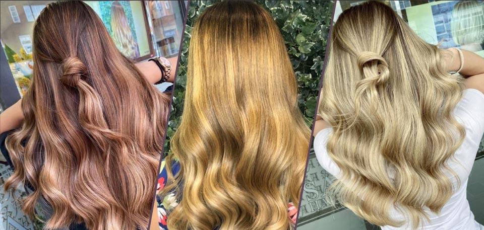Stephen Alexander Hairdressing Salon Expert Styling