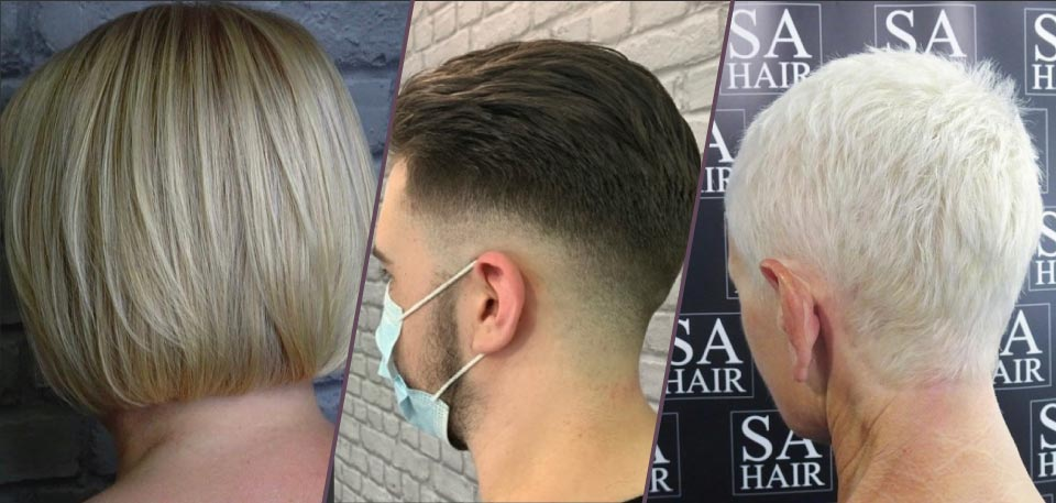 Exceptional Haircuts - Stephen Alexander Hairdressing salon in Chelmsford