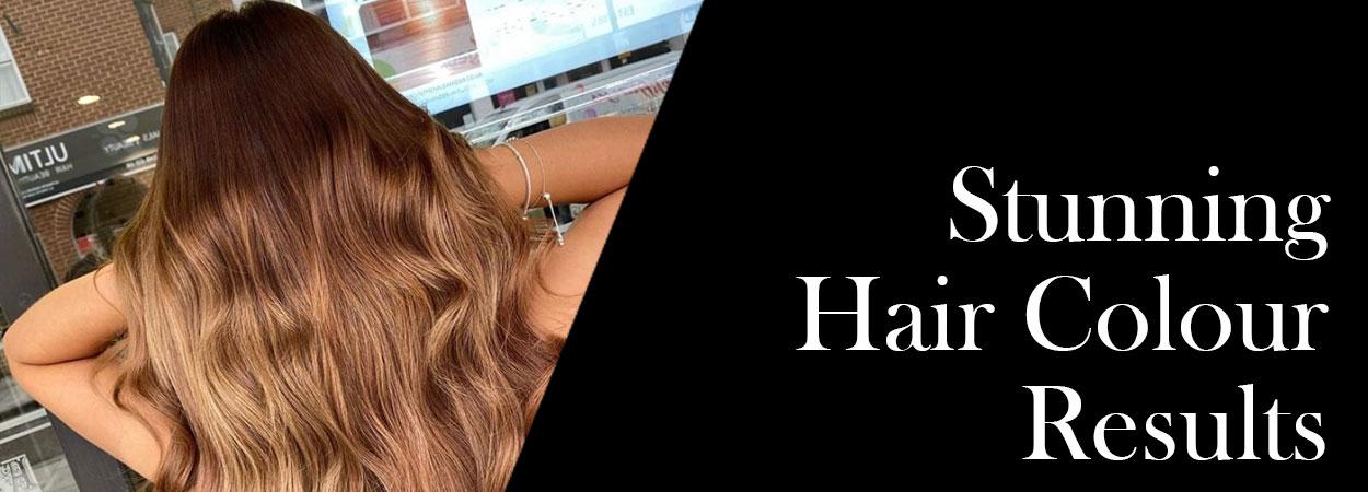 best hair colour salon Chelmsford