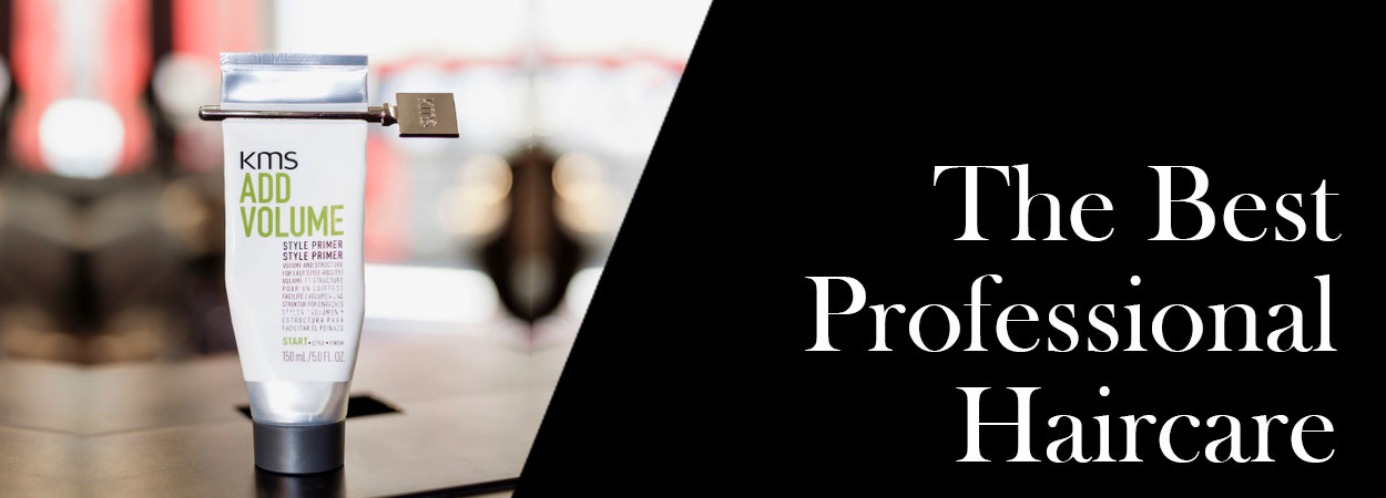 The Best Professional Haircare banner