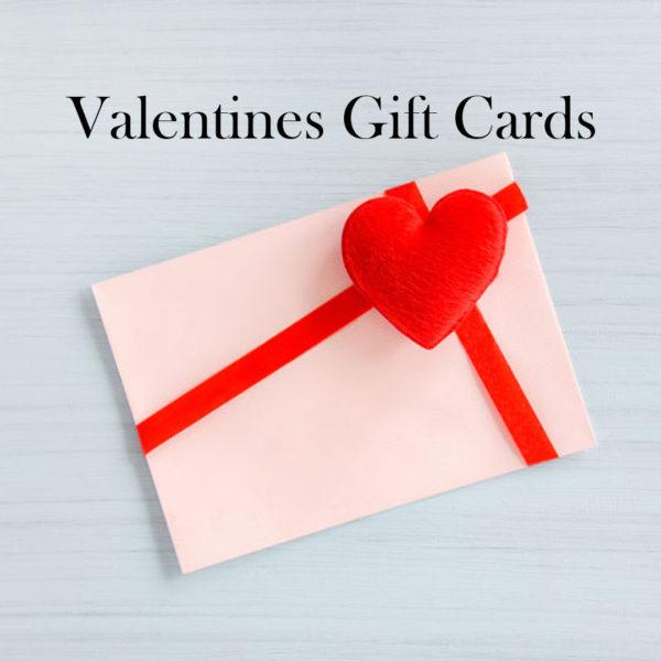 Valentines Gift Cards instagram