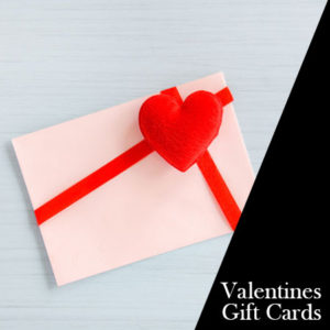 Valentines Gift Cards fetaured