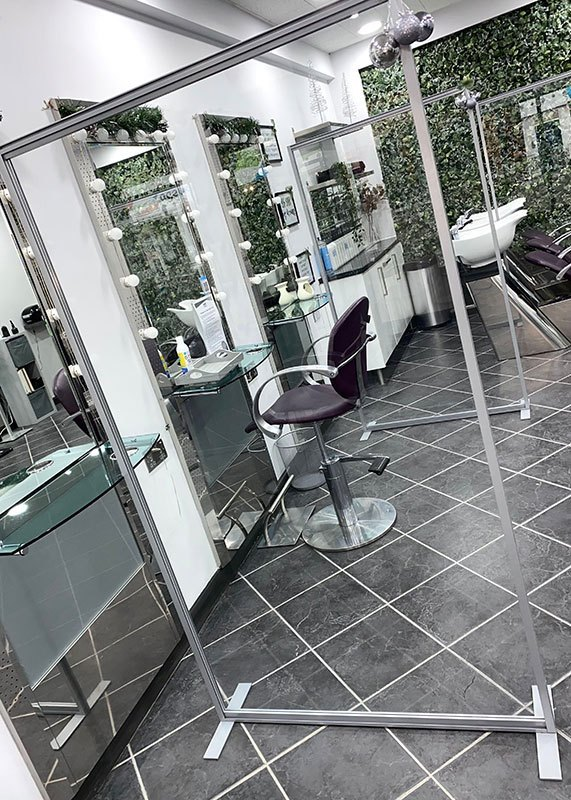 COVID-Safety At Stephen Alexander Hairdressing Salon, Chelmsford